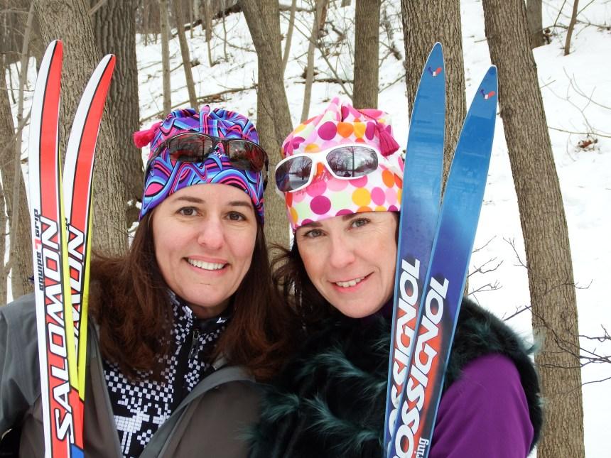 170 km de ski de fond: en mémoire de Juliette