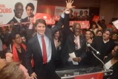 Trudeau a fait beaucoup pour les communautés noires, rappelle Dubourg