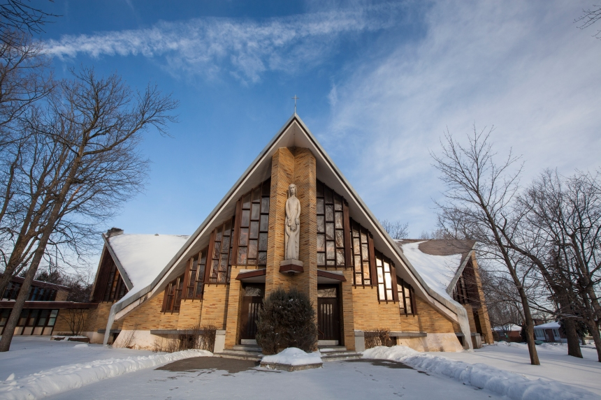 Notre-Dame-du-Bel-Amour classée patrimoine religieux