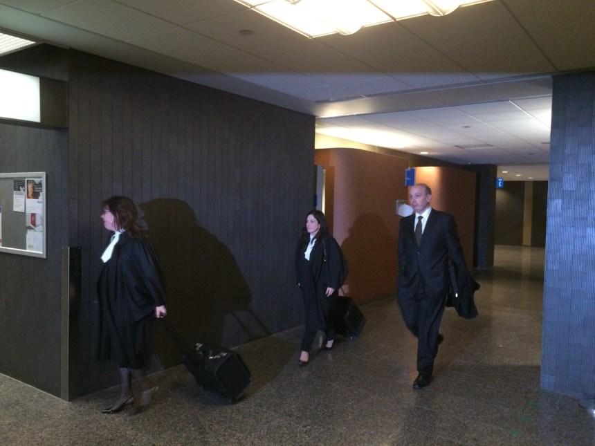 Procès Faubourg Contrecoeur: la défense pourra demander l'arrêt des procédures