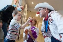 CHU Sainte-Justine: jouer au médecin pour le bonheur des tout-petits