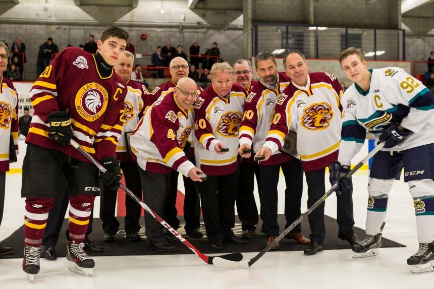 Hockey midget AAA: les Lions du Lac Saint-Louis fêtent leur 40e anniversaire