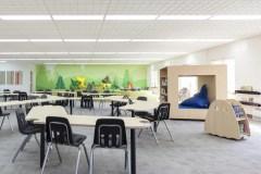 Le design de l'Académie Sainte-Anne primé