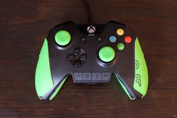 Essai de la Razer Wildcat: une manette Xbox One pour les pros