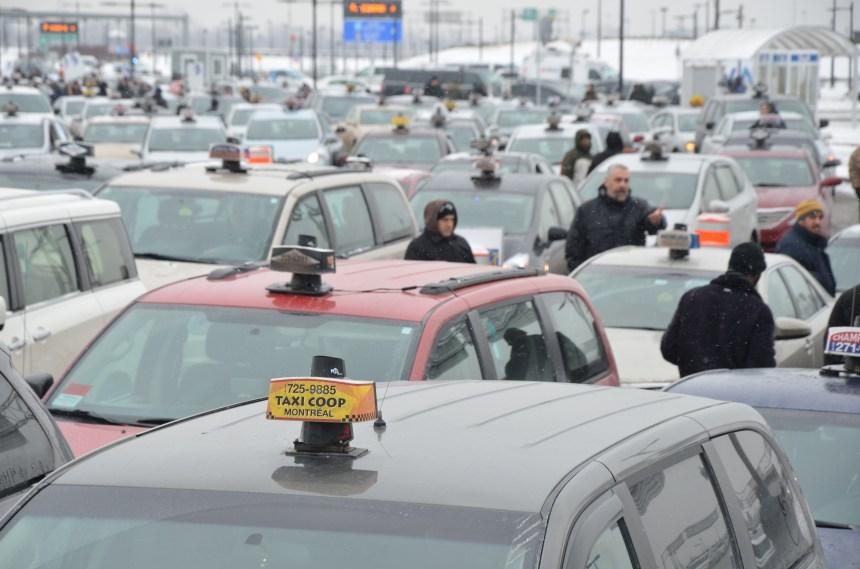 Industrie du taxi: le PQ appuie l'idée de moduler les tarifs la nuit et le week-end