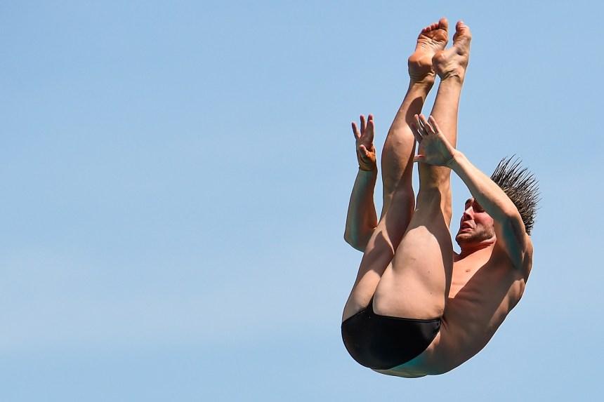 Le plongeur Maxim Bouchard ira aux Jeux de Rio