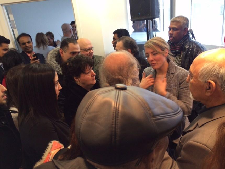Mélanie Joly veut relancer le quartier de la mode