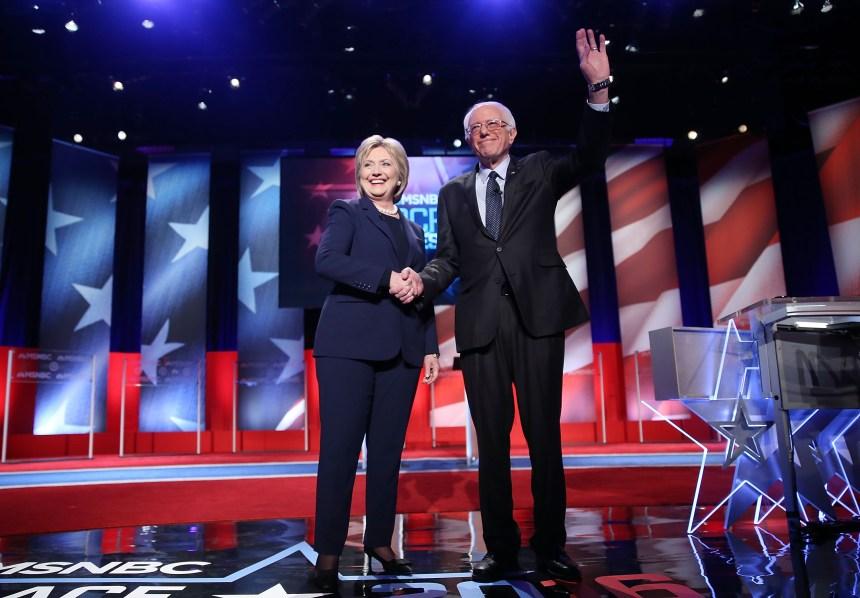 Sanders donne du fil à retordre à Clinton