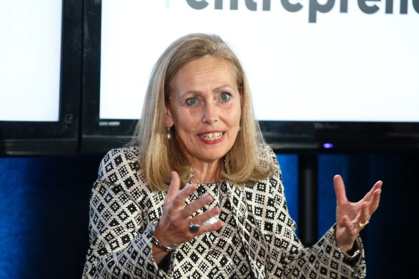 Monique Leroux plaide pour une économie plus verte