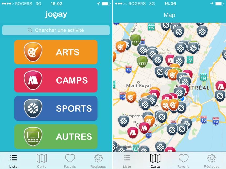 Une application mobile pour trouver des loisirs aux jeunes handicapés