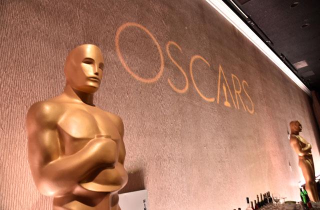 Les Oscars introduisent une barre défilante de remerciements pour alléger les discours