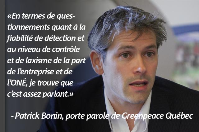 Patrick Bonin - 2e entrée web
