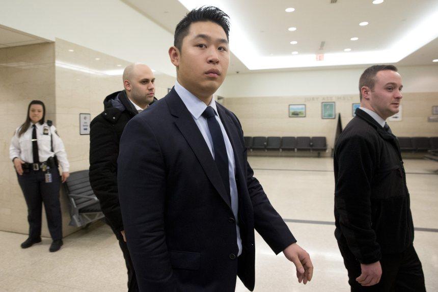 Un policier reconnu coupable de l'homicide involontaire d'un homme noir