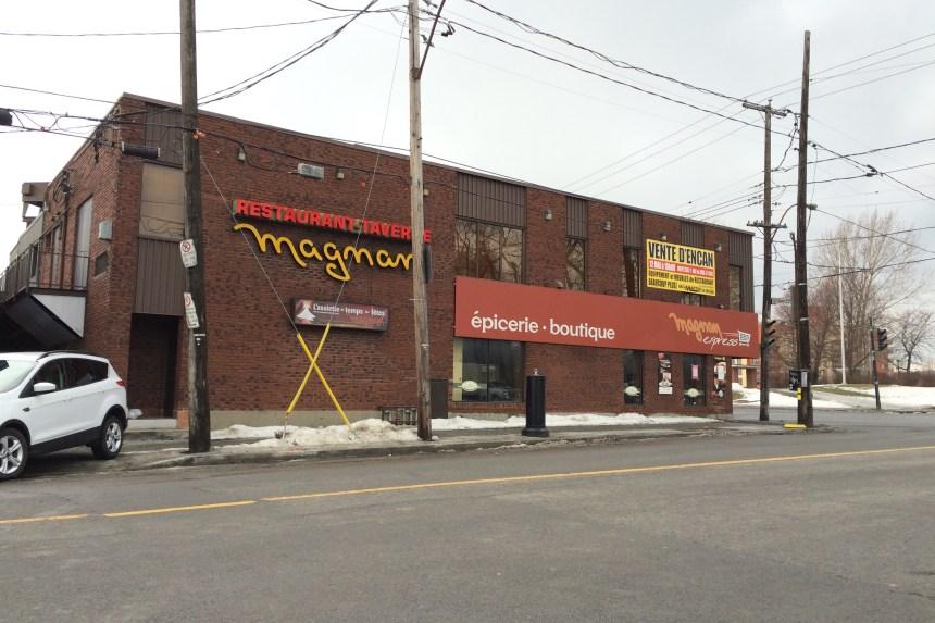 Restaurant Magnan: le bâtiment pourrait être démoli