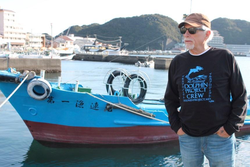 Le Japon déporte la vedette du documentaire «The Cove» sur la chasse au dauphin