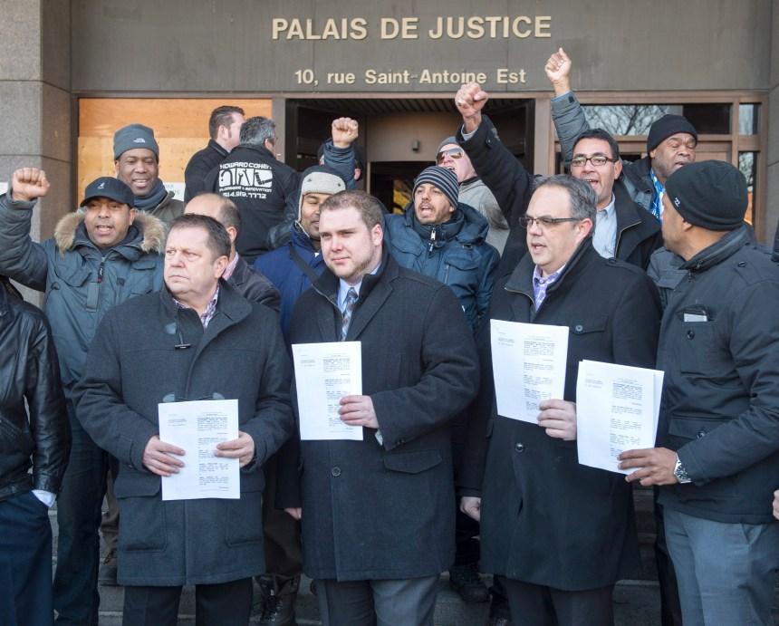 Le syndicat des Métallos demande à la Cour de faire cesser les activités d'Uber