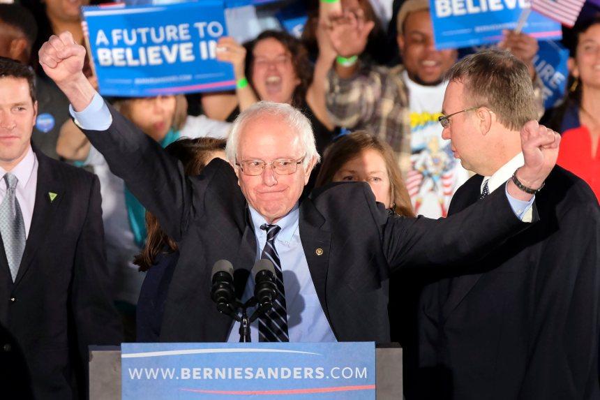 Sanders et Trump l'emportent au New Hampshire
