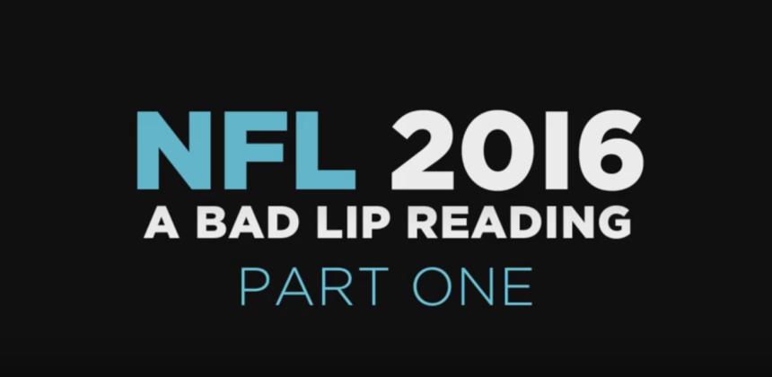 (Mal) lire sur les lèvres des joueurs de la NFL donne des résultats hilarants