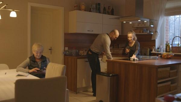 L'effet de la musique sur la vie familiale (de la cuisine au lit!)