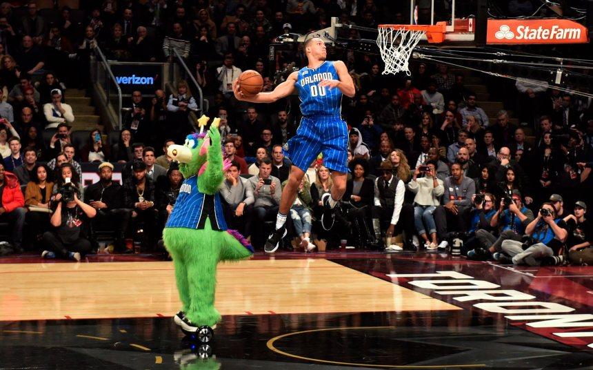 Faits saillants du concours de dunk: vos 10 minutes les mieux investies de la journée