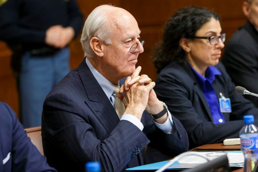 Syrie: Début officiel des pourparlers de paix