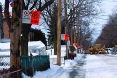 Le stationnement interdit repoussé au 1er avril