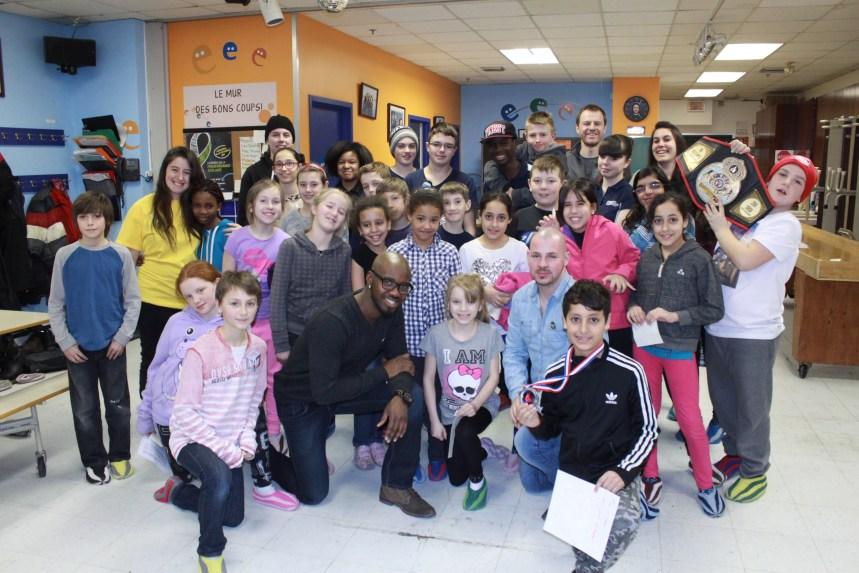 Décrochage : le maire de Verdun désire créer un «Sommet de l'enfant»