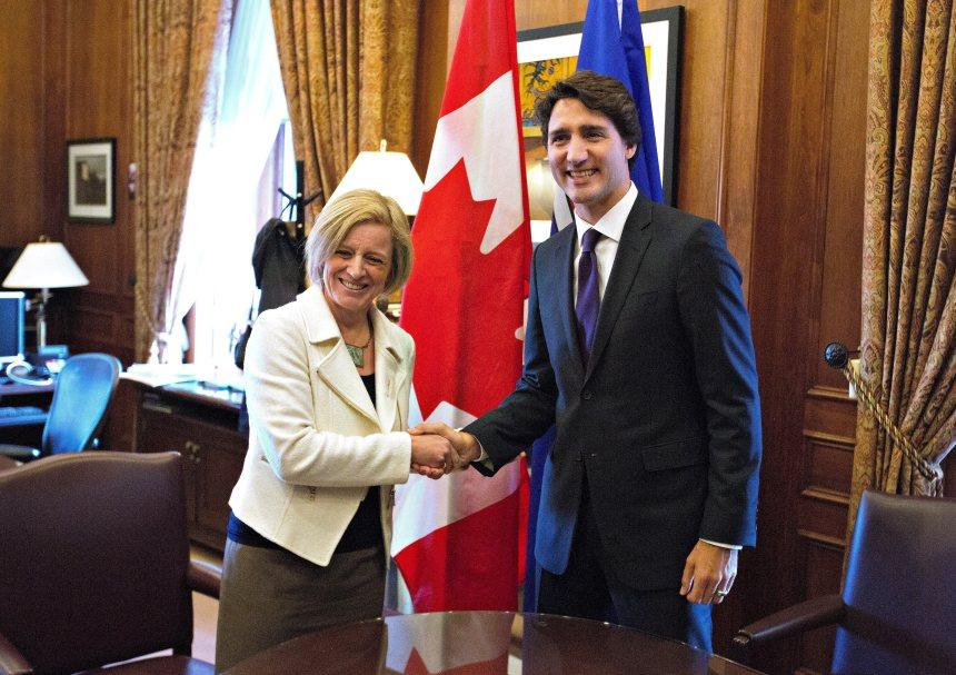 Trudeau et Notley s'entendent pour accélérer les versements en infrastructure