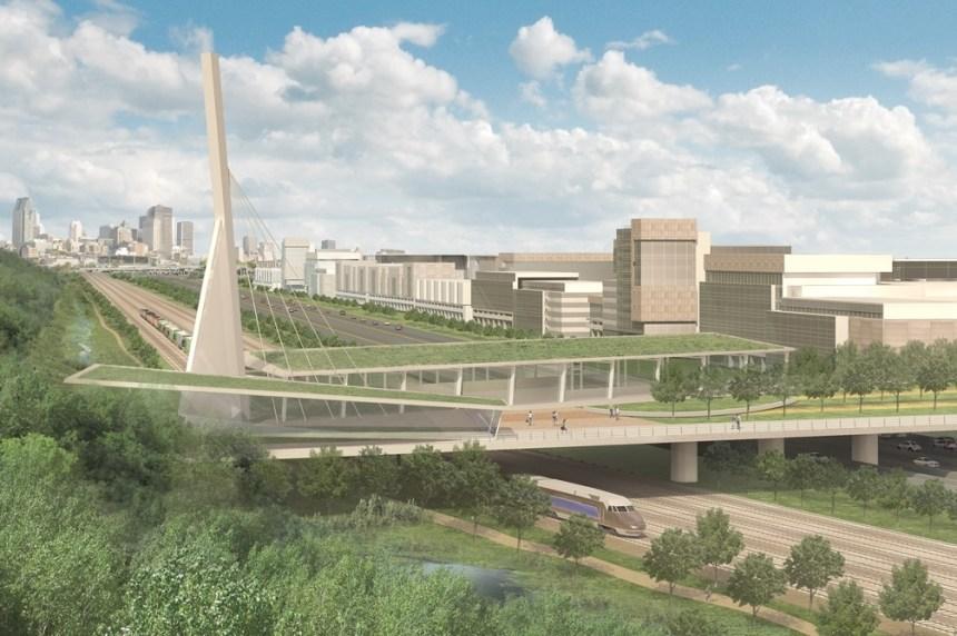 Projet Turcot: des espaces verts réclamés rapidement
