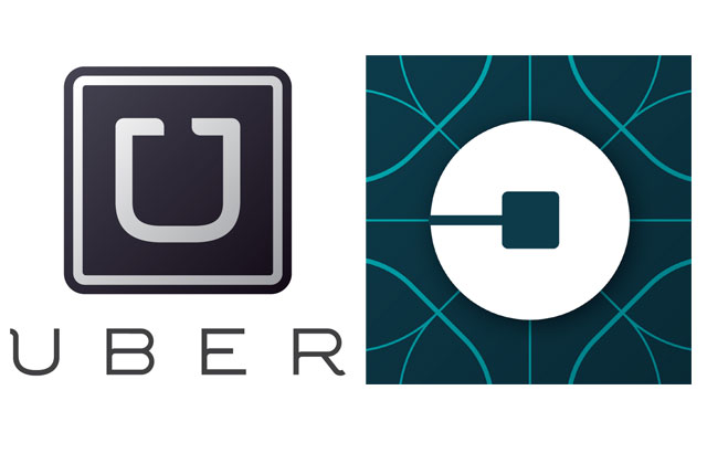Uber change de logo