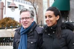 Marc Cassivi et Rebecca Makonnen: Deux esprits se rencontrent
