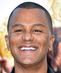 "WESTWOOD, CALIFORNIA - MARCH 28: Actor Yanic Truesdale attends the premiere of USA Pictures' ""The Boss"" at Regency Village Theatre on March 28, 2016 in Westwood, California. (Photo by Frazer Harrison/Getty Images)"