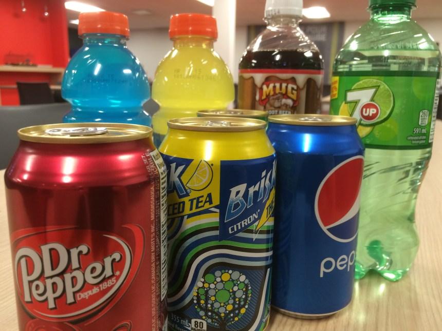 Taxe fédérale sur boissons sucrées: «intéressant»
