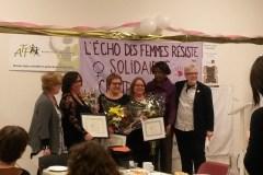 Trois femmes honorées dans La Petite-Patrie