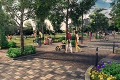 Le Triangle: le parc promis verra le jour