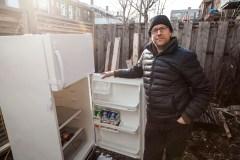 Rosemont: nourrir un quartier avec un frigo