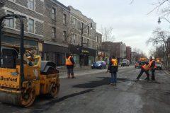 Menace de grève: la Ville de Montréal conclut une entente de principe avec ses cols bleus