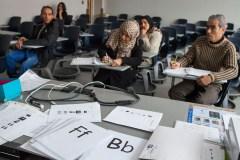 Des étudiants de l'UdeM enseignent aux réfugiés syriens