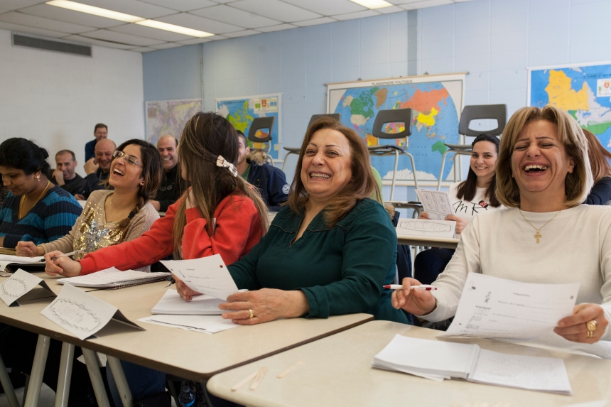 Immigrants: la CSQ appelle à un meilleur encadrement de la francisation