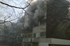 Feu de cuisson à Chameran: 100 personnes évacuées