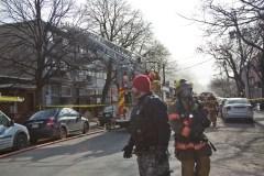 Rosemont: 25 logements touchés par un incendie
