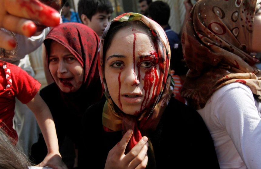 Cinq ans de tragédie en Syrie