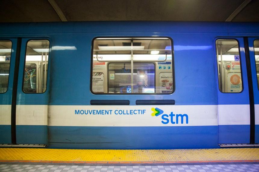 Ligne bleue: la STM allonge 4,4 M$ pour l'architecture de trois stations