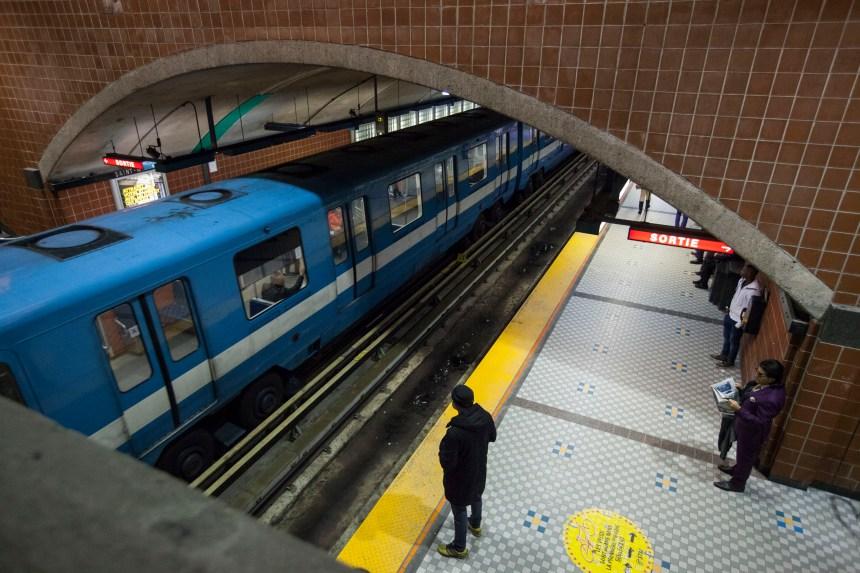 Prolongement de la ligne bleue : Québec et Ottawa s'entendent sur le financement