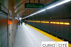 [CurioCité] Pourquoi le métro freine-t-il plus abruptement à l'approche de la station Henri-Bourassa?