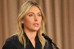 Maria Sharapova prend la direction de Harvard