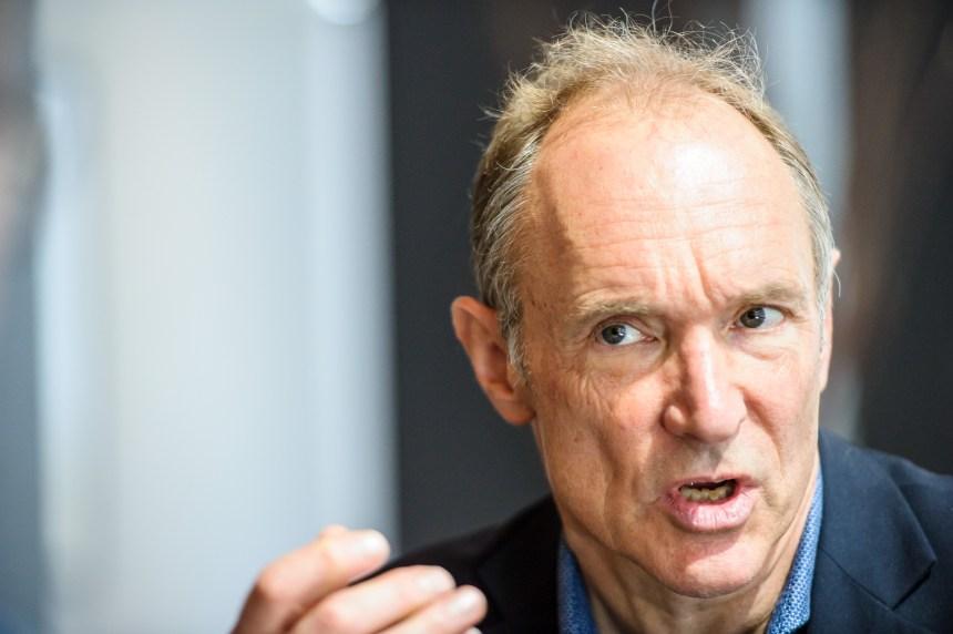 Les réseaux asociaux selon Sir Tim Berners-Lee