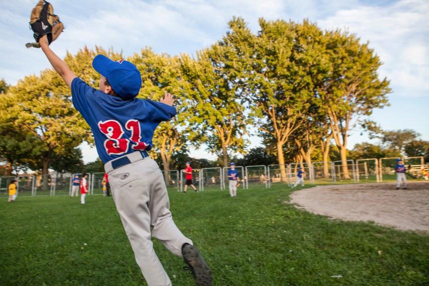 Le baseball mineur en plein essor à Saint-Léonard