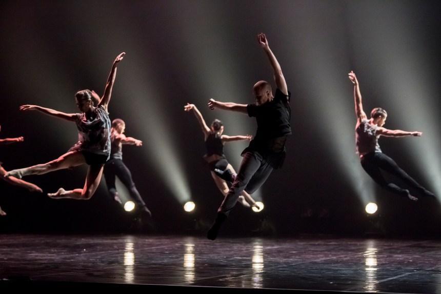 Les Ballets Jazz de Montréal: quatre spectacles de danse