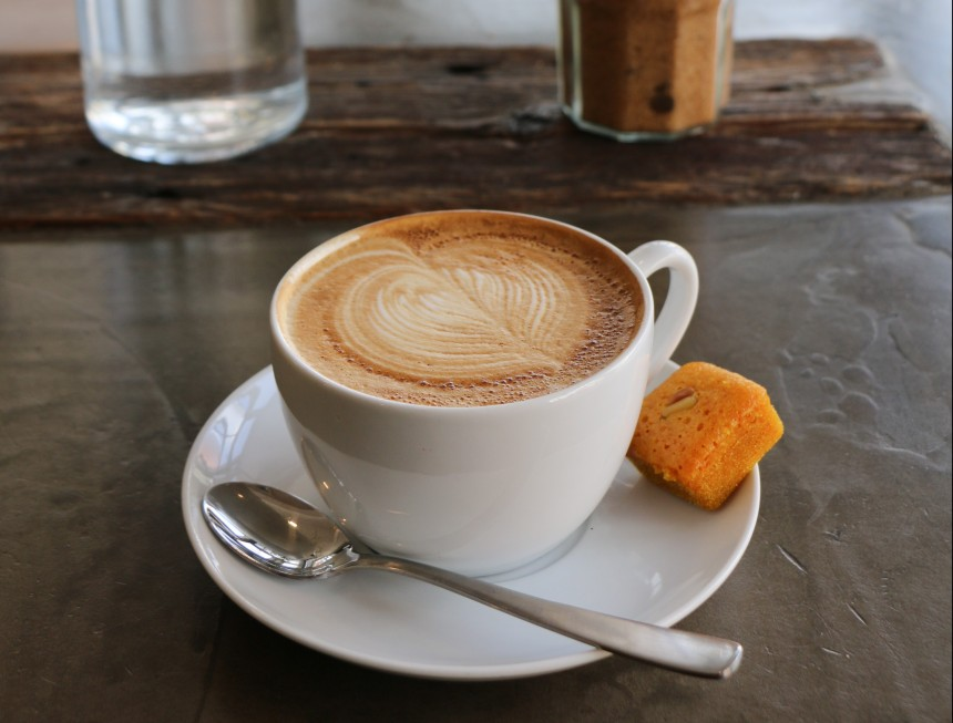 Une semaine caféinée: J'aime Mon Café